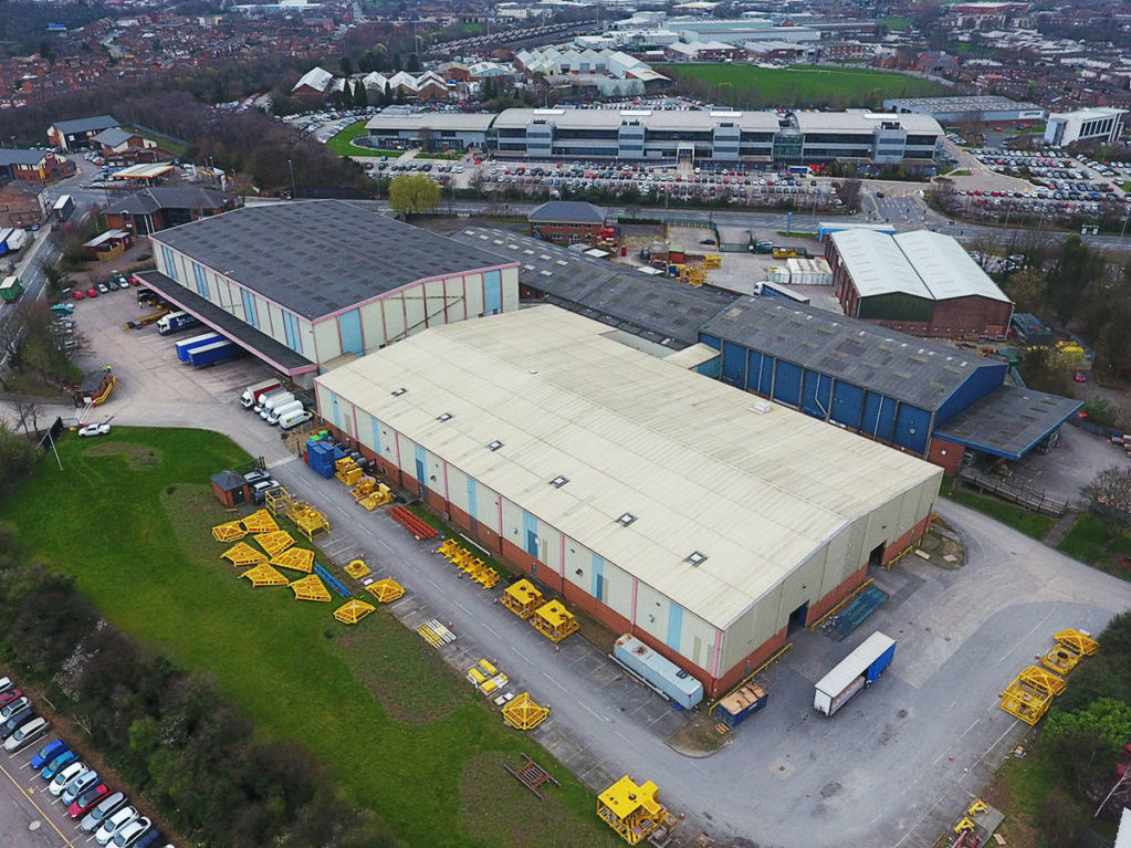 facilities absolute warehouse services
